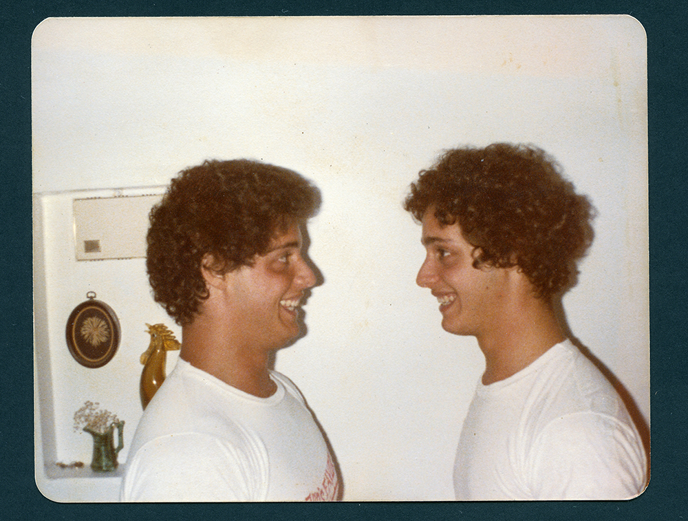 Eddy and Bobby in Three Identical Strangers
