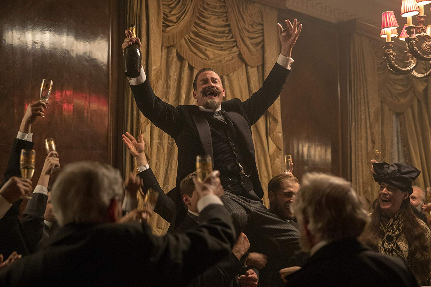 Dominic West in Colette