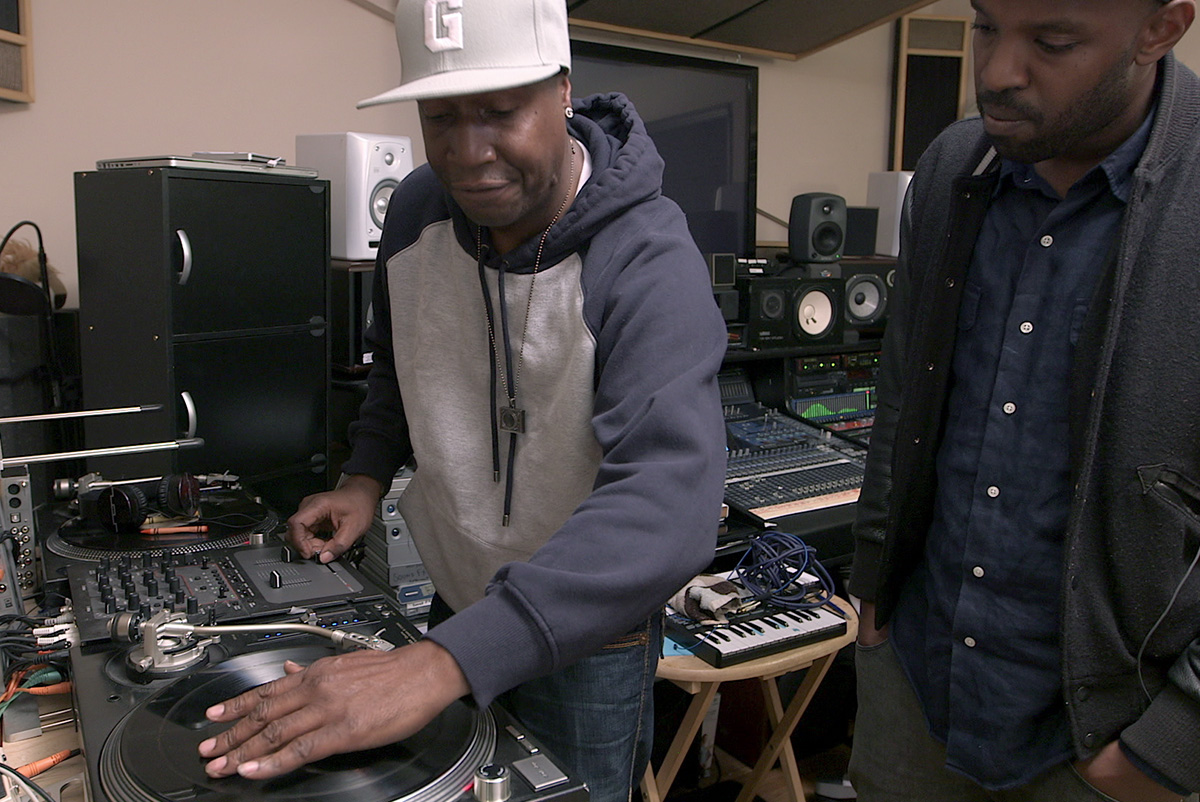 Grandmaster Flash and Shad in Hip Hop Evolution