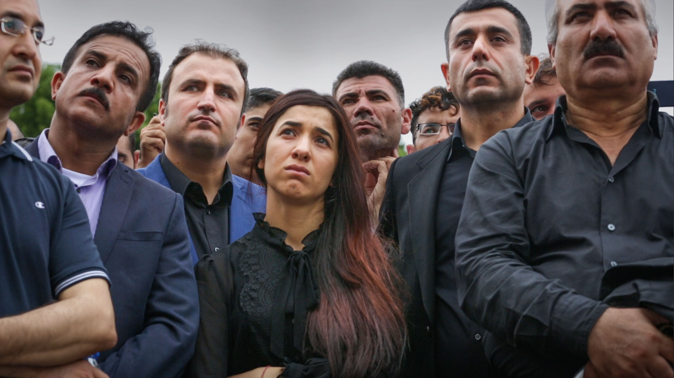 Nadia Murad in On Her Shoulders