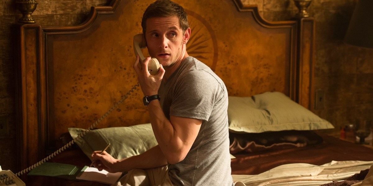 Jamie Bell in Film Stars Don't Die in Liverpool