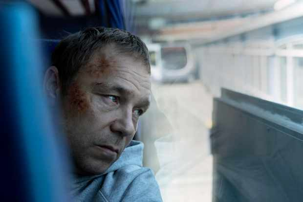 Stephen Graham in 'The Virtues'