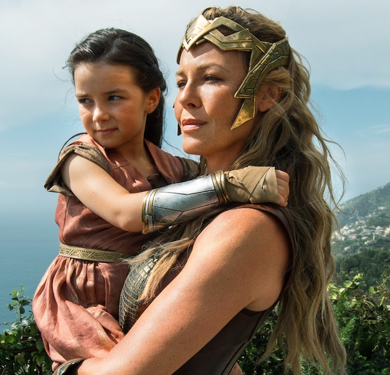 Connie Nielsen in Wonder Woman