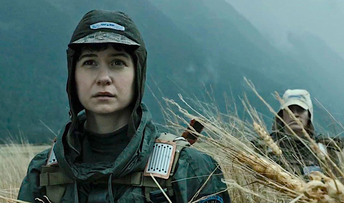 Katherine Waterston, Alien: Covenant