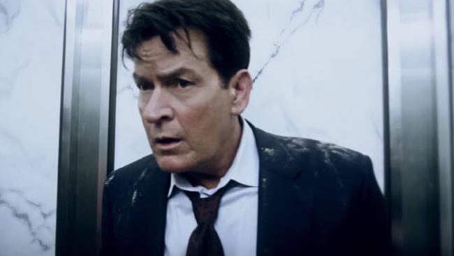 Charlie Sheen in 9/11