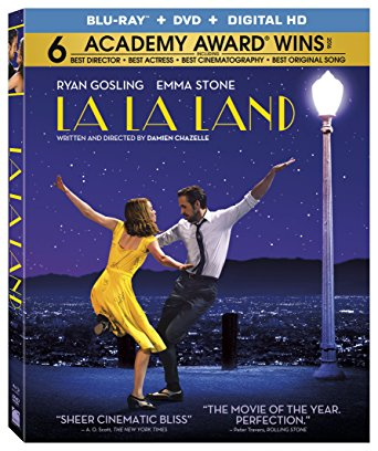 La La Land DVD Blu-ray
