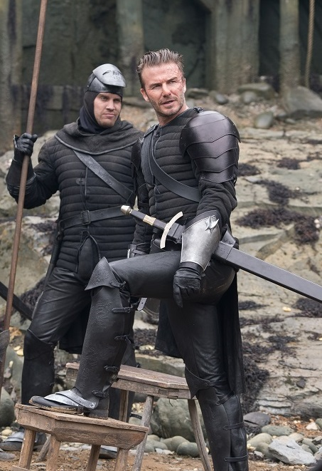 David Beckham, King Arthur