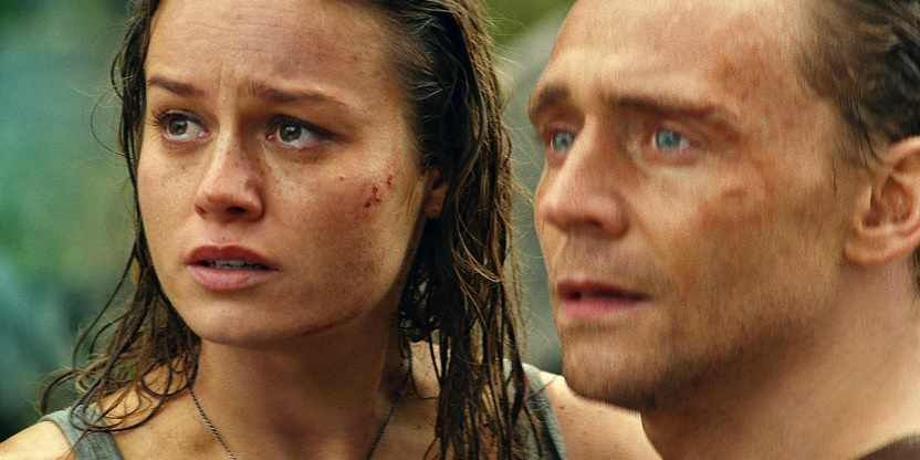 Brie Larson, Tom Hiddleston, Kong: Skull Island