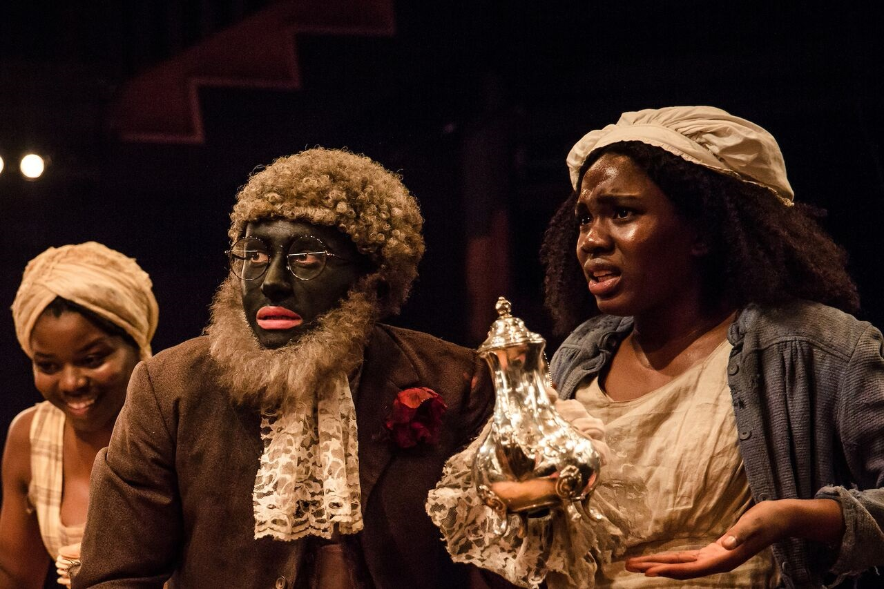 An Octoroon - Emmanuella Cole, Alistair Toovey and Vivian Oparah