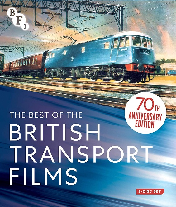 Blu-ray: The Best of British Transport Films