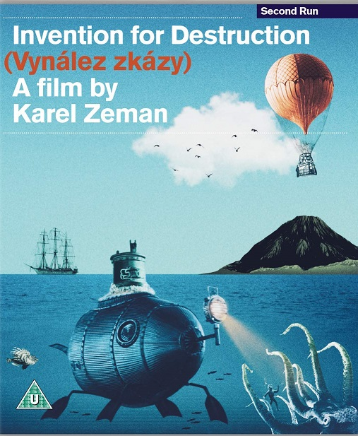 Karel Zeman's Invention for Destruction