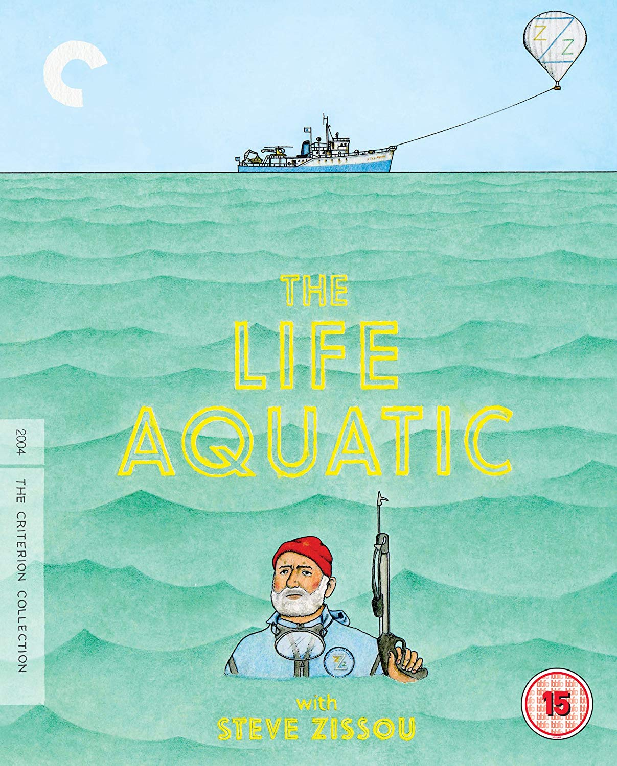 Blu-ray: The Life Aquatic with Steve Zissou