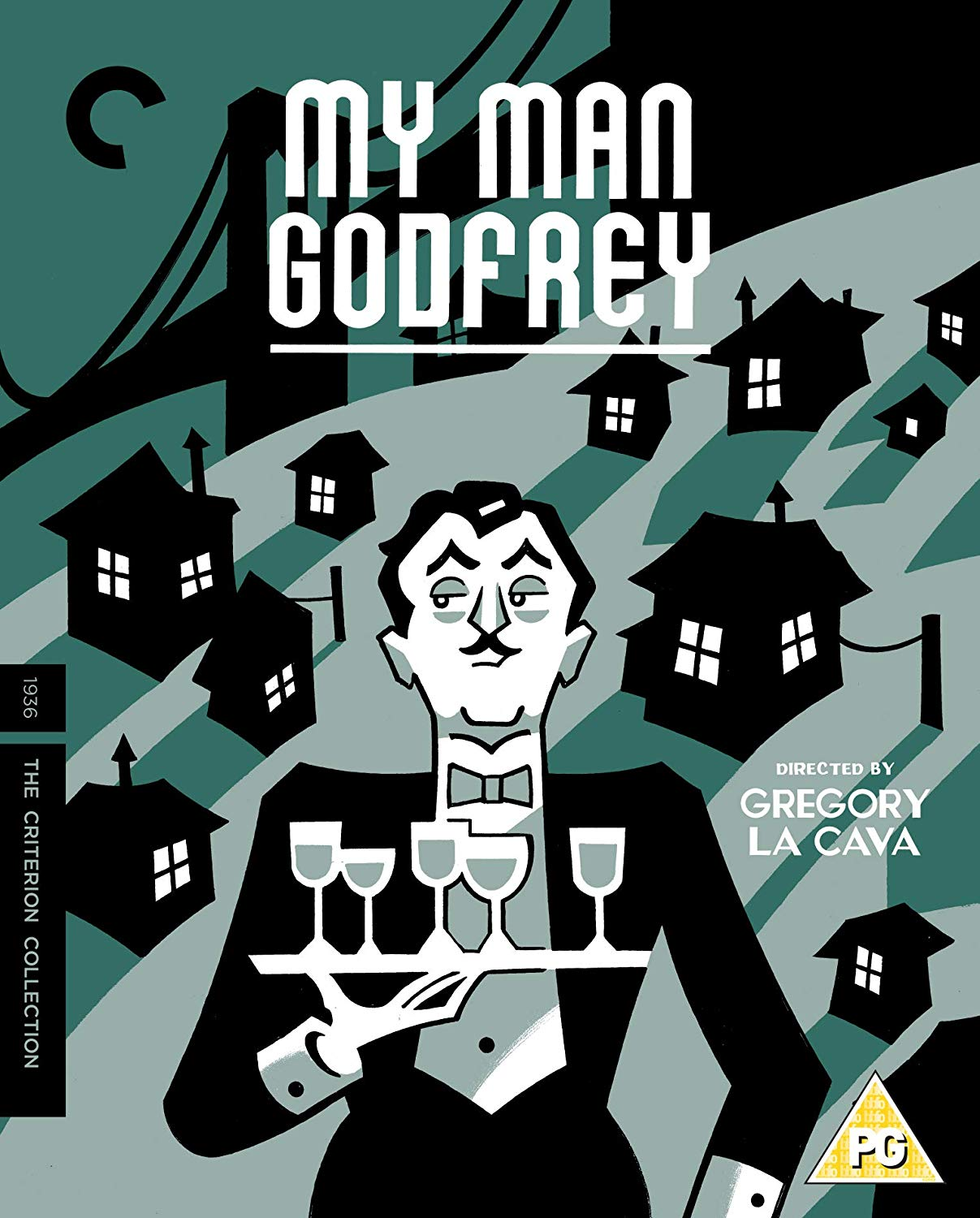 My Man Godfrey Criterion