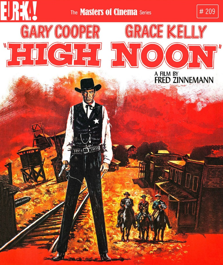High Noon bluray