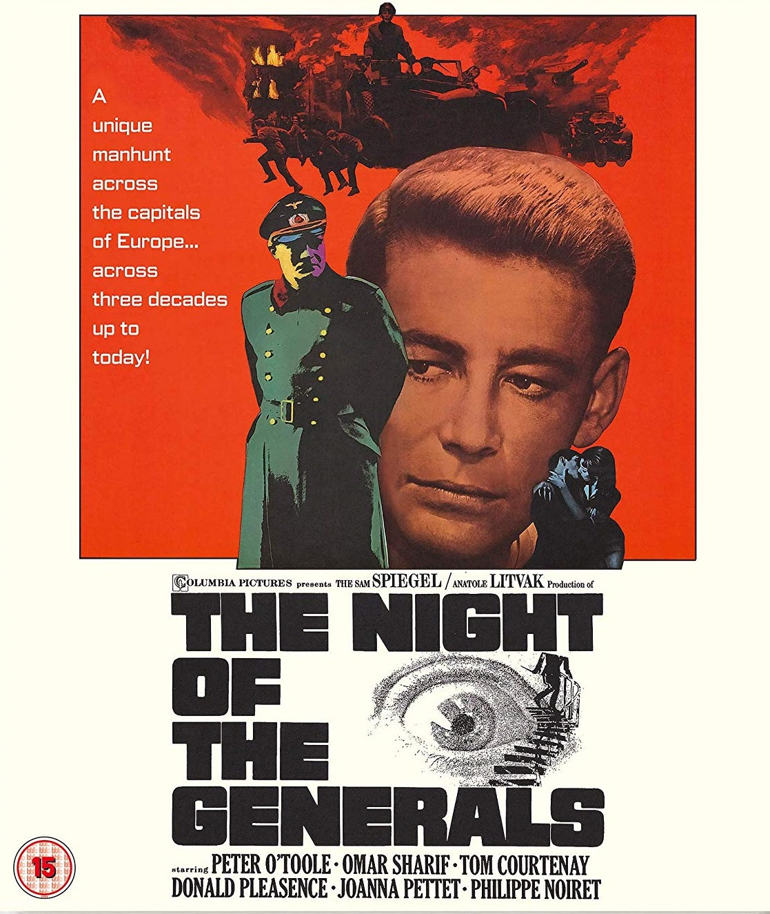 Blu-ray: The Night of the Generals