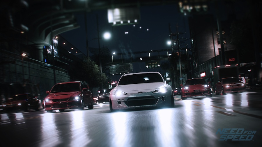 Need for Speed - Xbox One PS4 racing game
