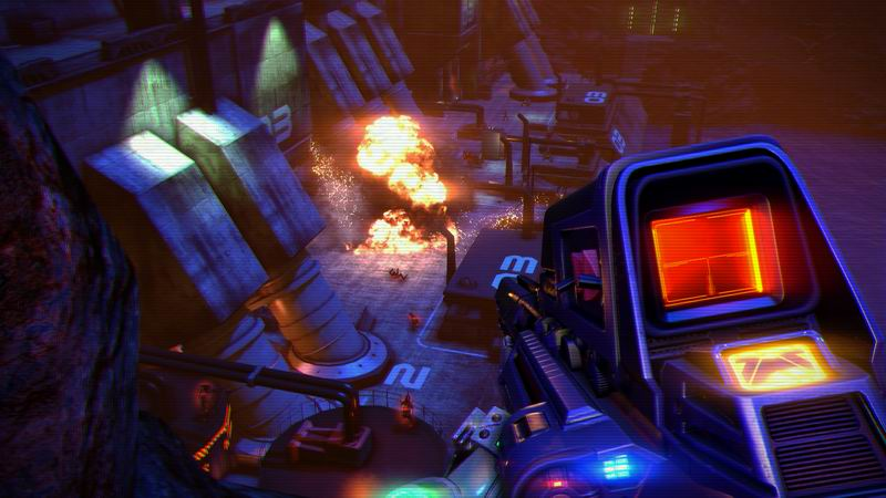 Far Cry 3 Blood Dragon downloadable content