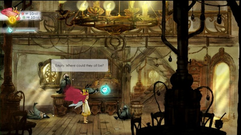 Child Of Light - Japanese role-playing/JRPG like Final Fantasy, from the makers of Far Cry 3