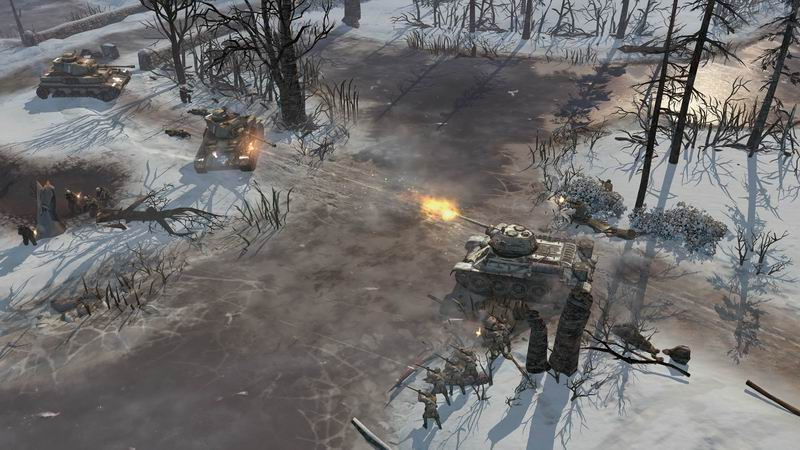 Company Of Heroes 2 - Call Of Duty intensity meets realtime WWII strategy