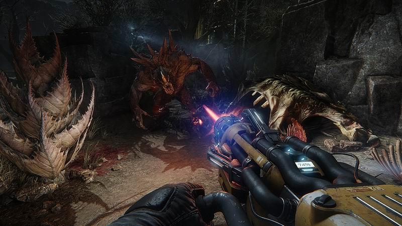 Evolve - from makers of Left 4 Dead squad multi-player