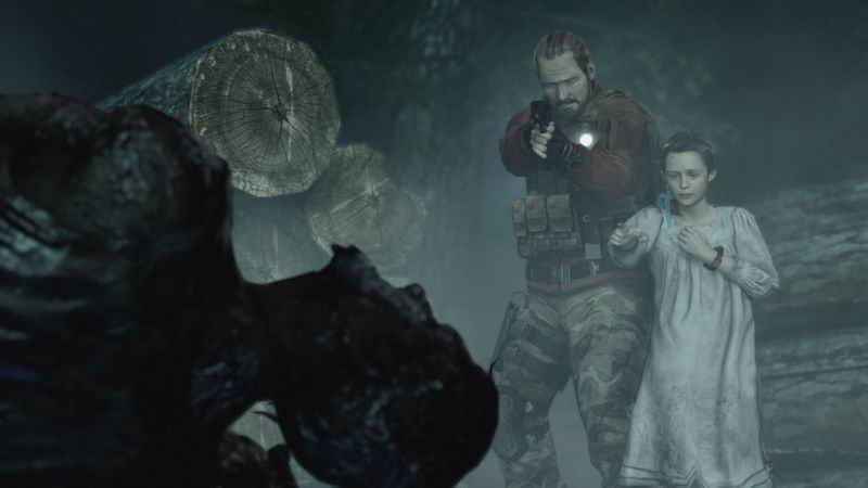 Resident Evil Revelations 2 Episode 1 Barry Burton Claire Redfield