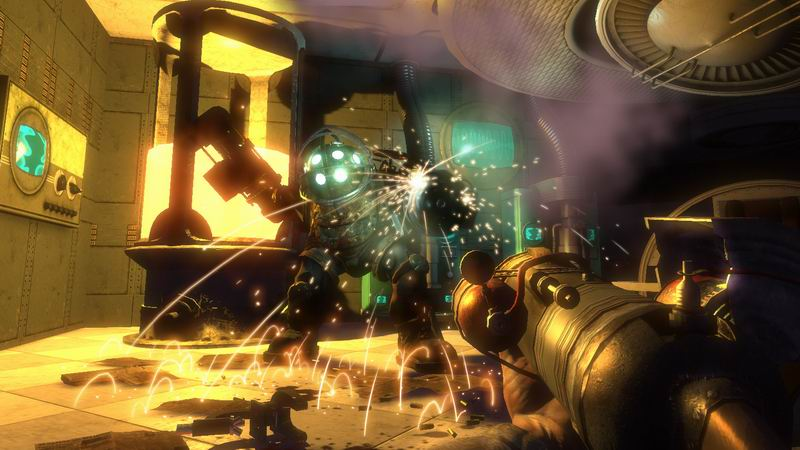 Bioshock - videogames and science fiction