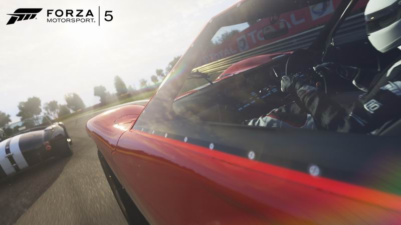 Microsoft Xbox One's Forza 5 the best in a weak launch line-up including Ryse, Killer Instinct and others.