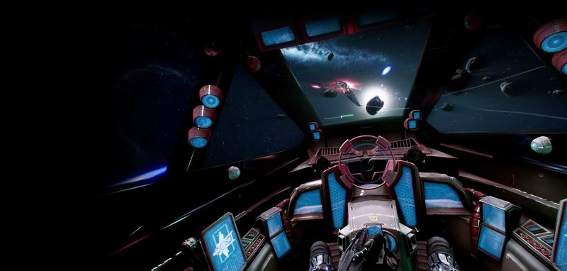 Star Citizen from Chris Roberts of Wing Commander fame