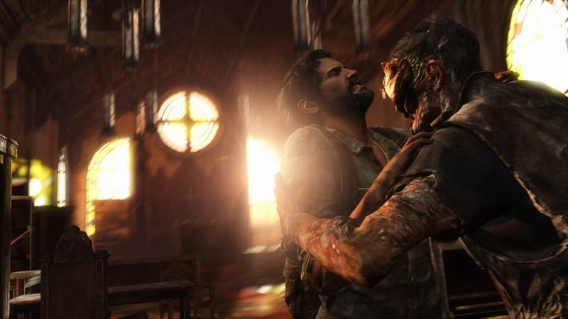 The Last Of Us - infected/zombie post-apocalyptic horror action from the makers of Uncharted
