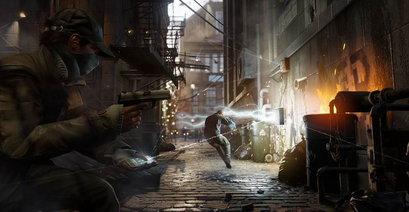 Watch Dogs - cyberpunk Grand Theft Auto meets Assassin's Creed stealth