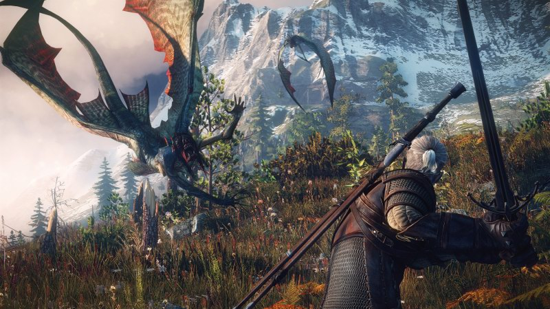 The Witcher 3 Wild Hunt - Game Of Thrones meets The Elder Scrolls Skyrim