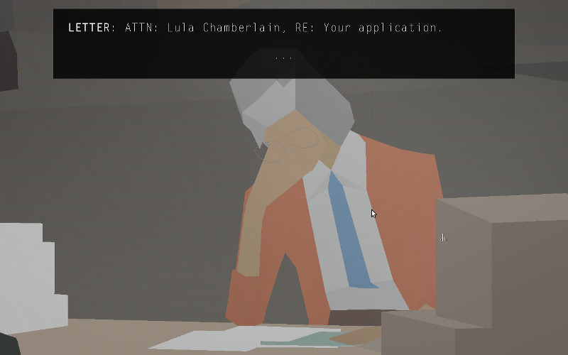 Kentucky Route Zero - Meet Lula Chamberlain