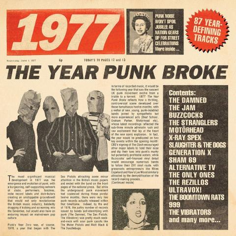 1977 The Year Punk Broke