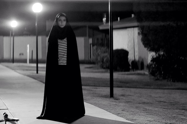 A Girl Walks Home Alone at Night Sheila Vand The Girl