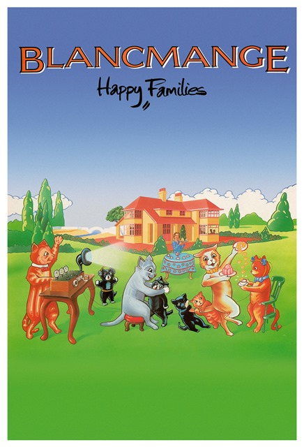 Blancmange Happy Families
