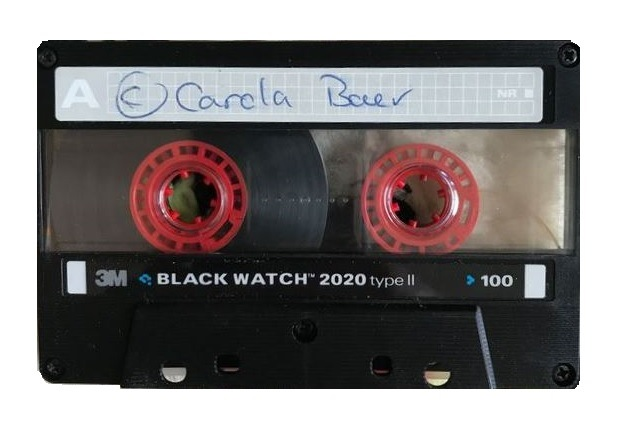 Carola Baer The Story of Valerie cassette