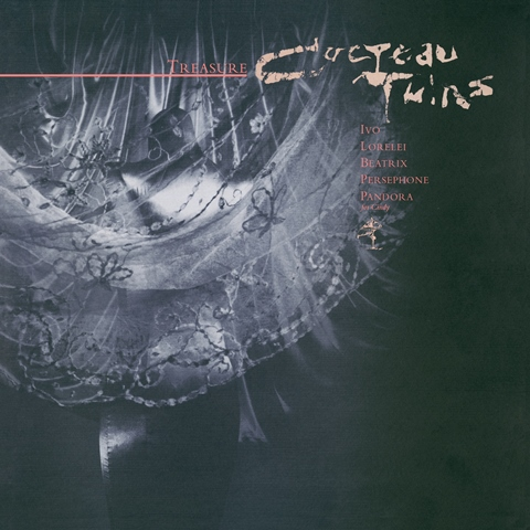 Cocteau Twins Treasure
