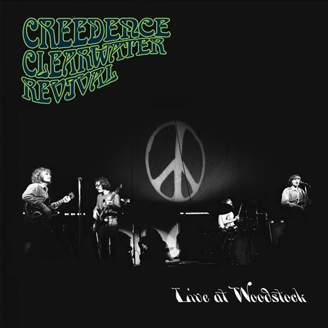 Creedence Clearwater Revival_Live at Woodstock