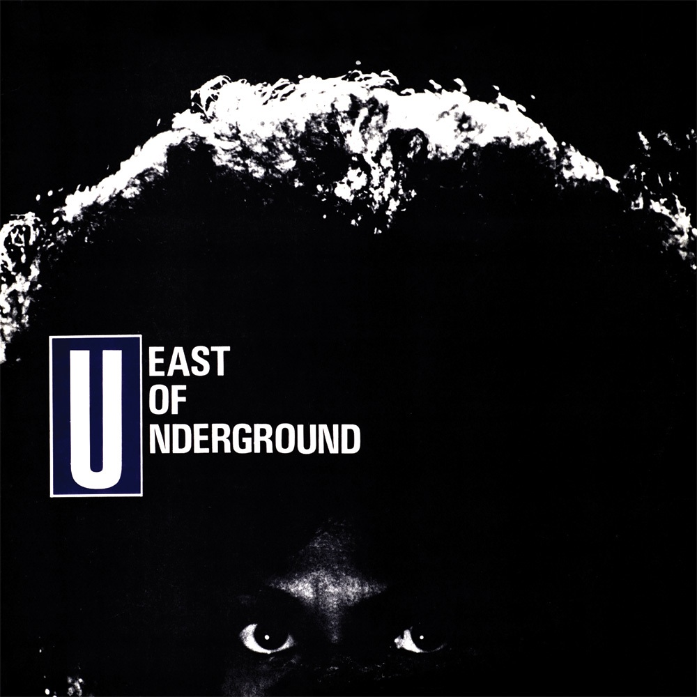 East of Underground Hell Below cover