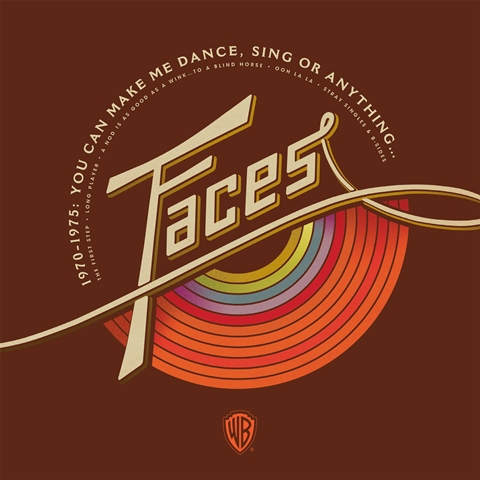Faces: You Can Make me Dance, Sing or Anything… 1970–1975