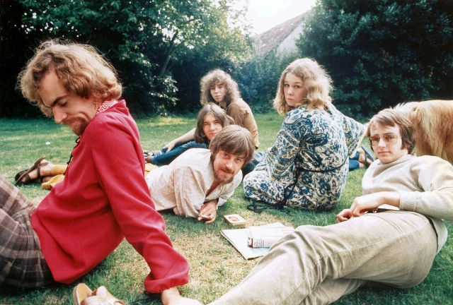 Fairport Convention Summer 1969 © Eric Hayes. Courtesy Faberb