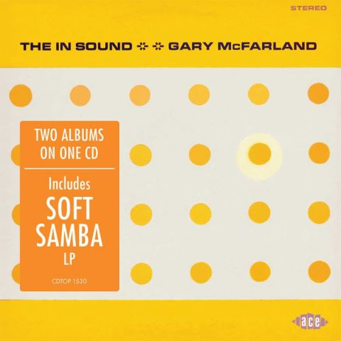 Gary McFarland The In Sound & Soft Samba