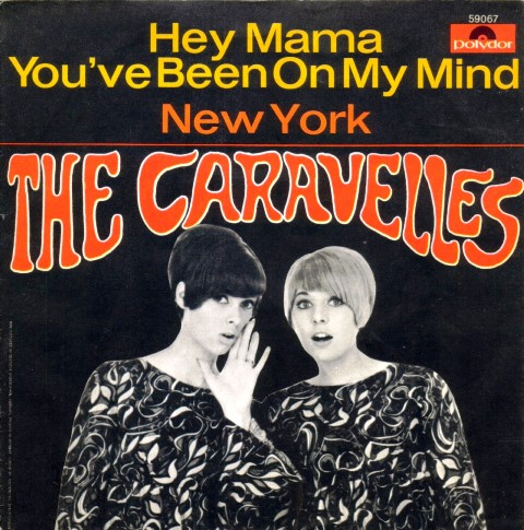 Gathered From Coincidence The British Folk-Pop Sound Of 1965-66_The Caravelles_Hey Mama You've Been on my Mind