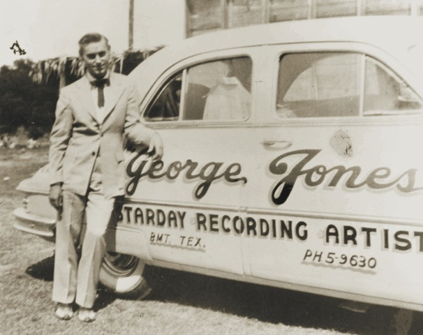 George Jones Touring Car