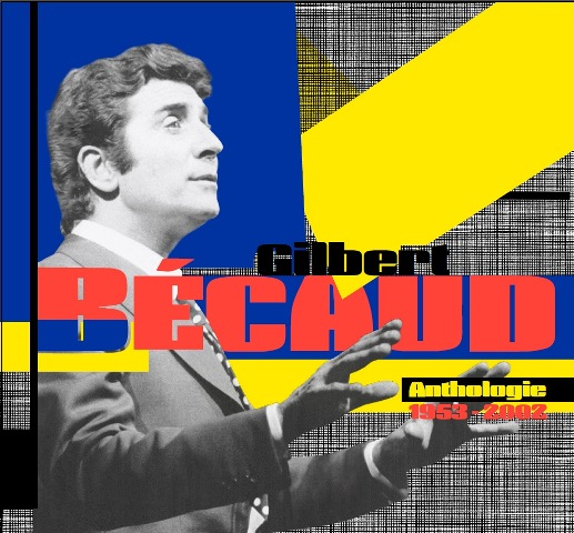 Gilbert Bécaud Anthologie 1953–2002