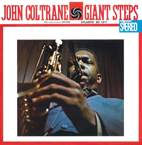 JOHN COLTRANE Giant Steps 60th anniversary