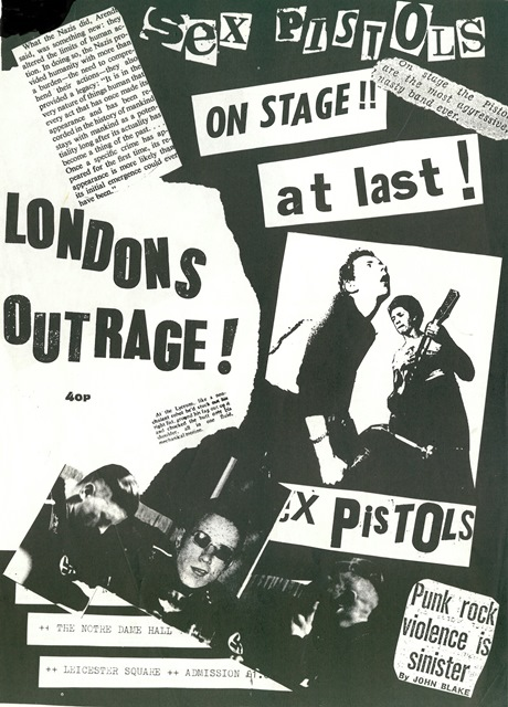 JON SAVAGE'S 1972-1976 _Londons Outrage