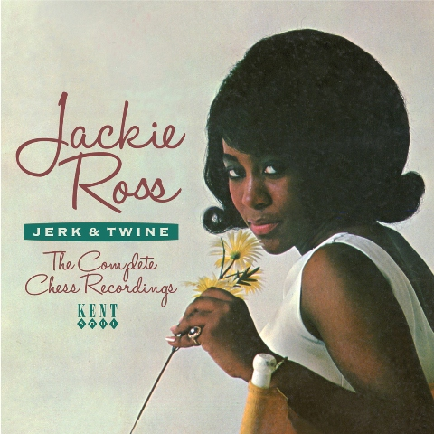 Jackie Ross Jerk & Twine the Complete Chess Recordings