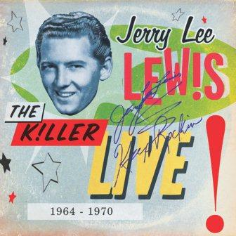 Jerry Lee Lewis The Killer Live