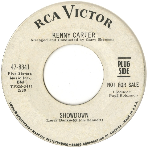 Kenny Carter - Showdown The Complete 1966 RCA Recordings_showdown